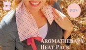 Image of Aromatherapy Neck Hot/Cold Wrap PDF Sewing Pattern