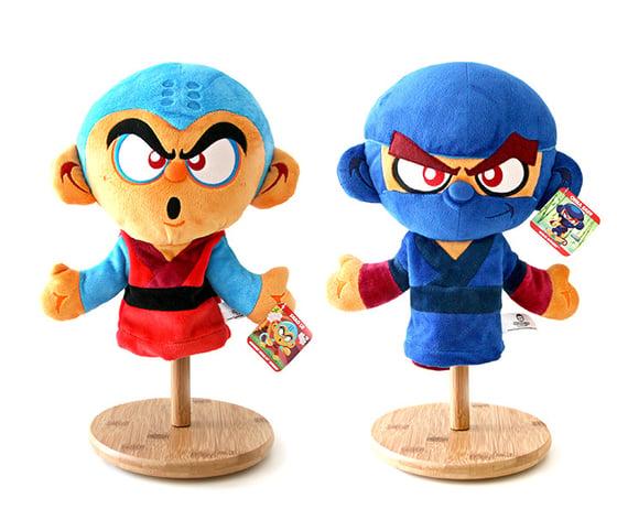Image of Monkey Power Puppets