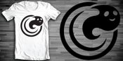Image of Ghost Image Logo T-Shirt