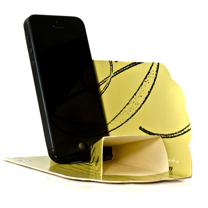 Image of Passive Pop up Amplifier IPhone 4/4S and 5
