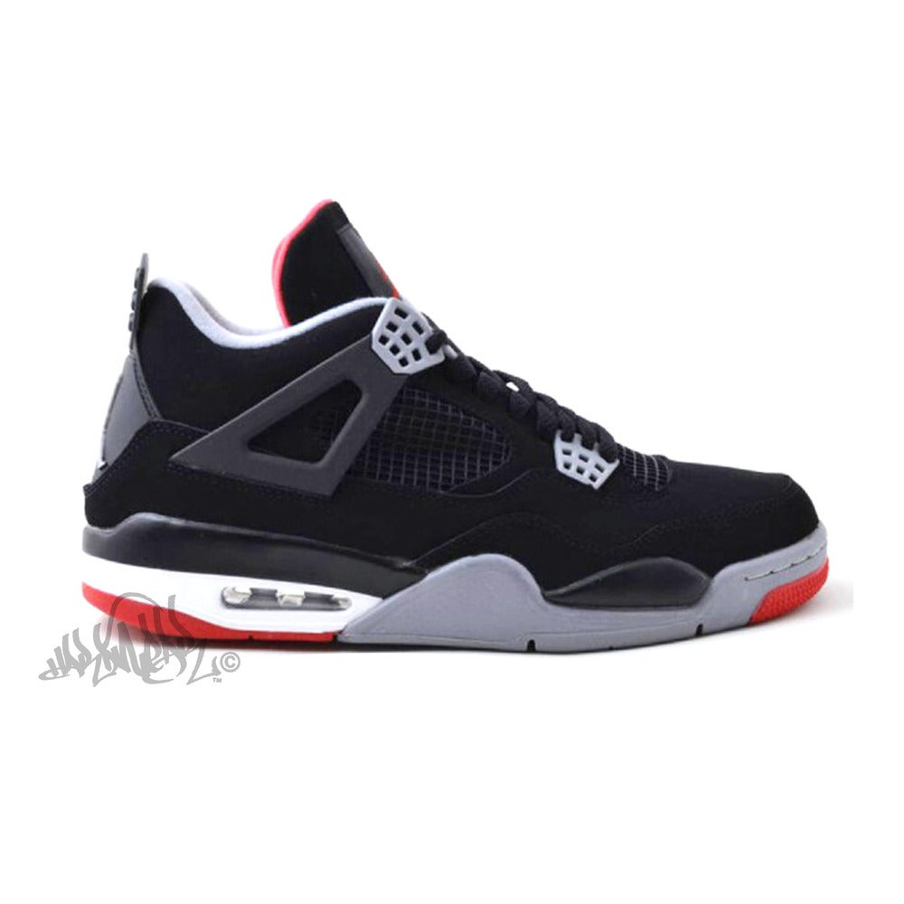 Image of AIR JORDAN 4 - BRED - 308497 089