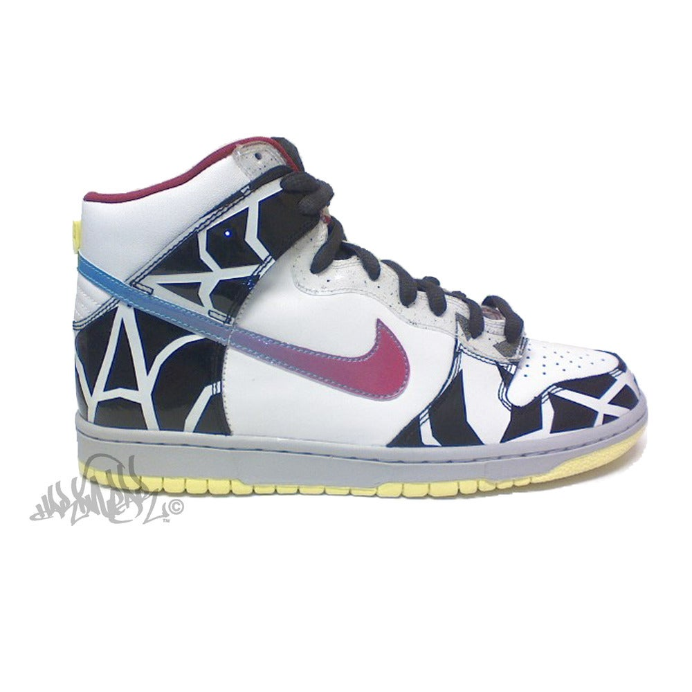 Image of NIKE SB DUNK HIGH - 313171 141
