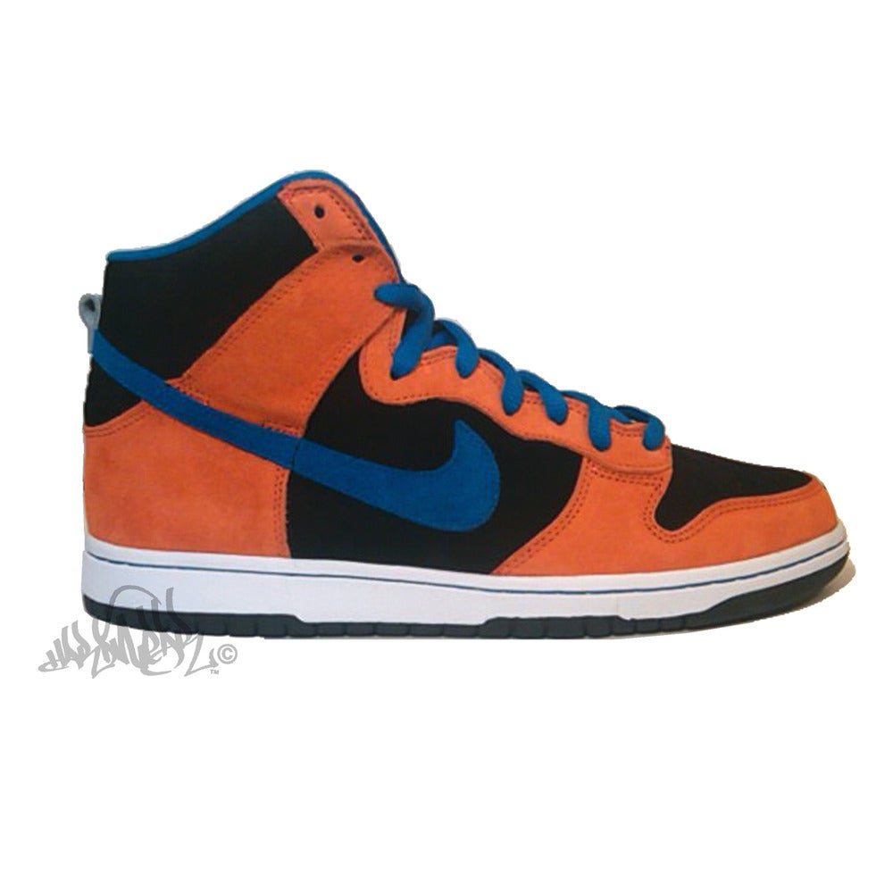 Image of NIKE SB DUNK HIGH PREMIUM - 313171 841