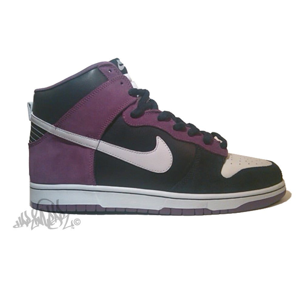 sports shoes 9f225 ad9fa NIKE SB DUNK HIGH - 305050 401