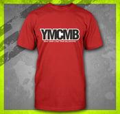 Image of YMCMB Logo T-shirt (Free Shipping U.S)