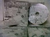 Image of HOODED / DISASTER FUNHOUSE - split CD
