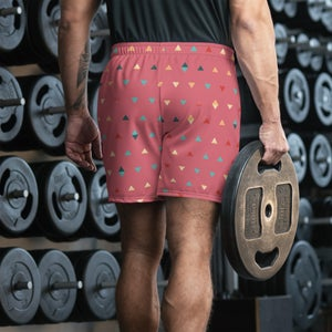 Image of I Work Hard (or not) For My Body Men's Shorts