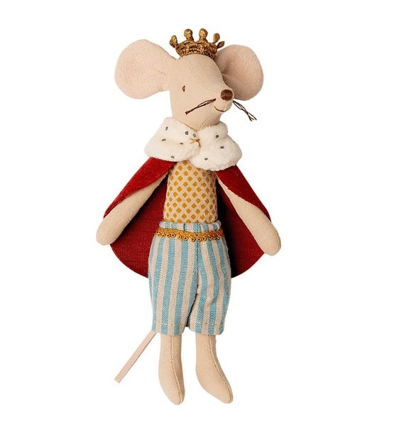 Image of Maileg - King Mouse (Pre-order)