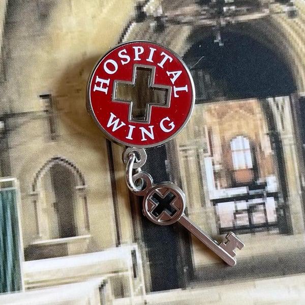 Image of Hospital Wing Key pin