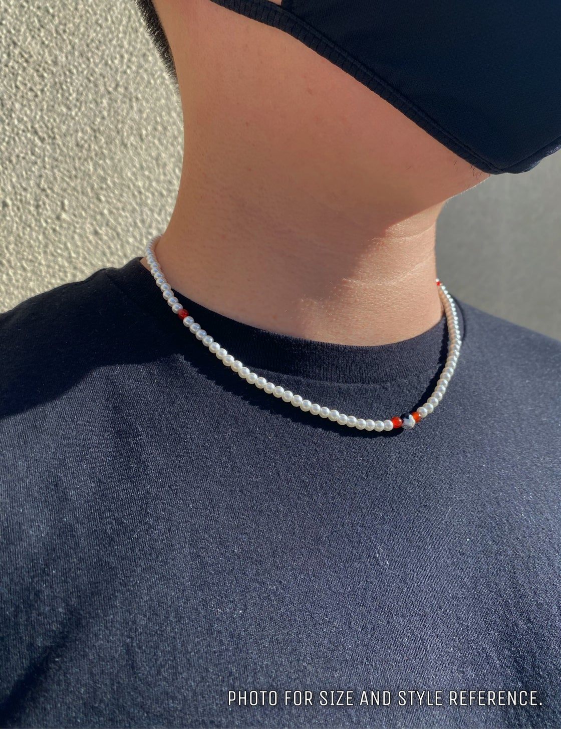 Image of Juun Carnelian Necklace