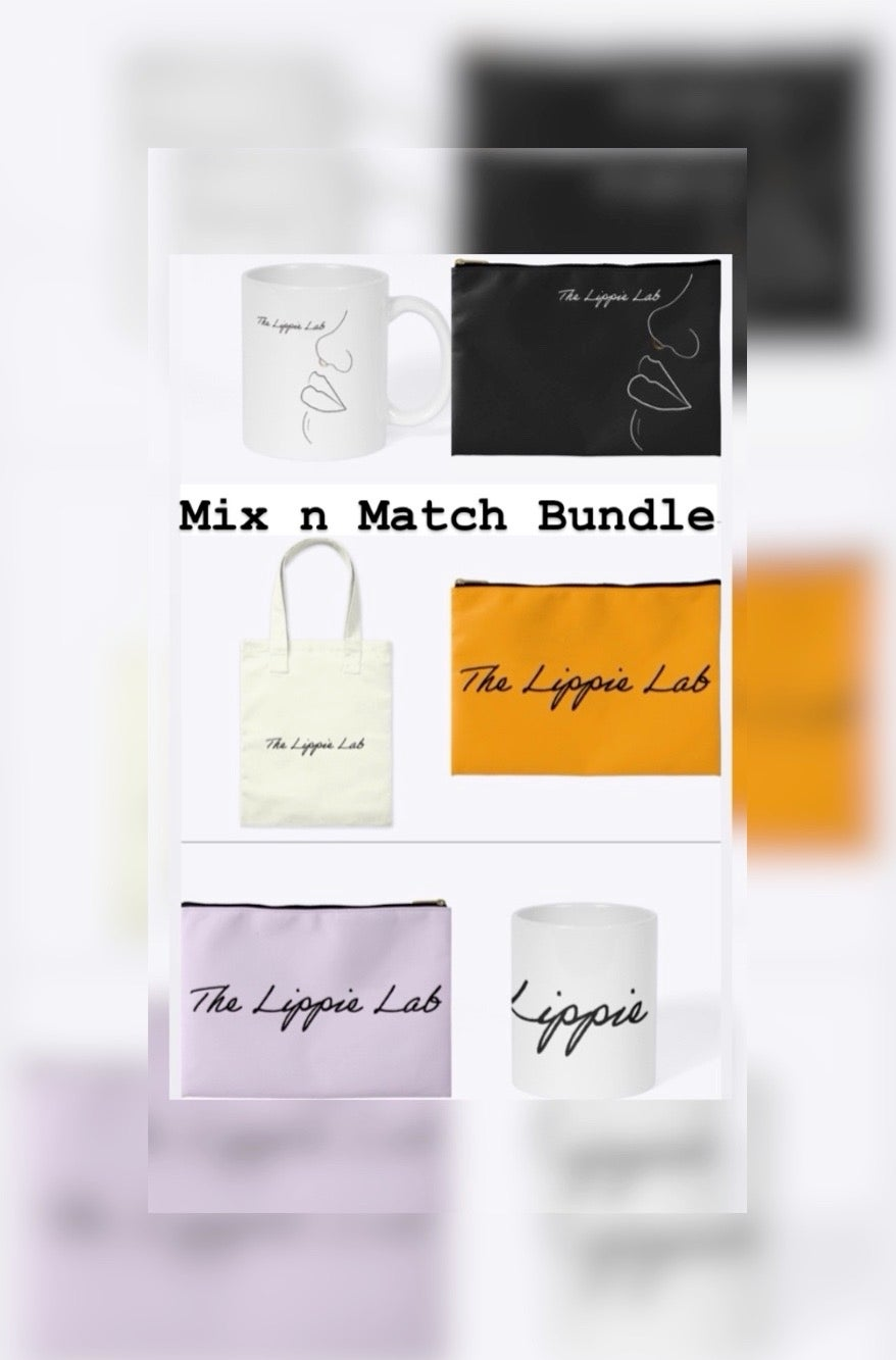 Image of Let's Get Lippie Mix n Match Bundle