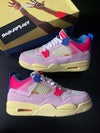 "Air Jordan 4 Union ""Guava Ice"""