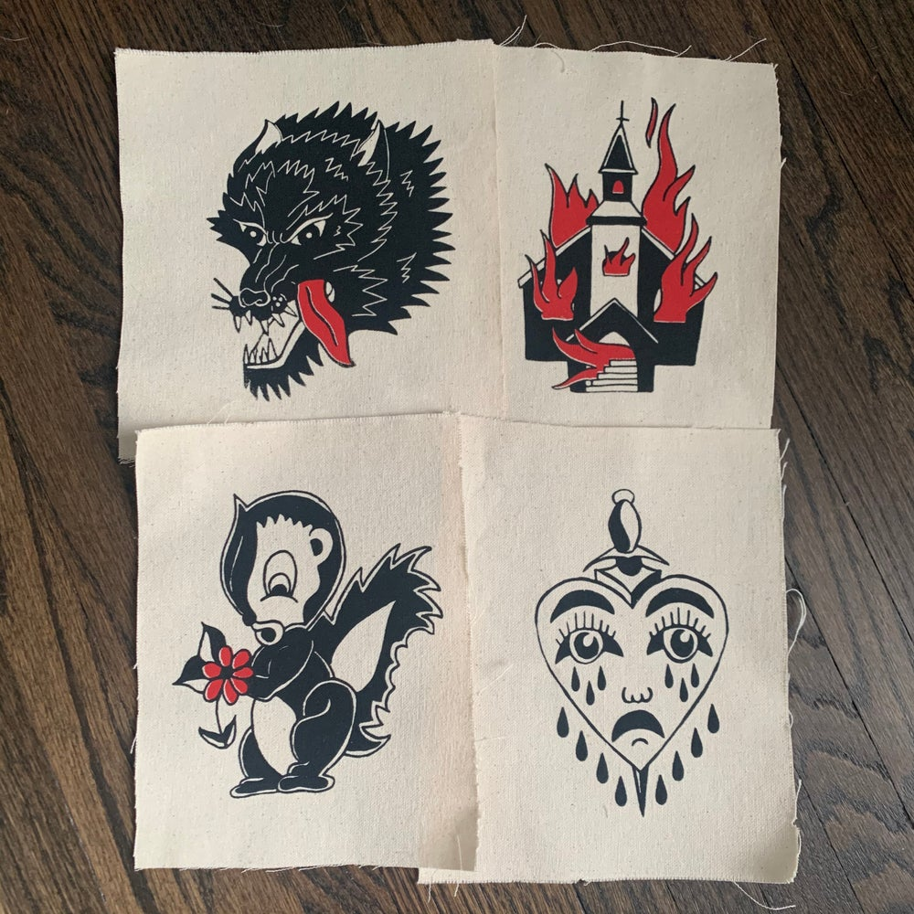 Patches (Options Available)