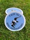 Fair Isle Coaster