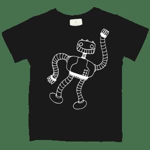 Image of Runaway Robot Toddler Tee