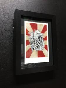 Image of Human Pump - Framed Print