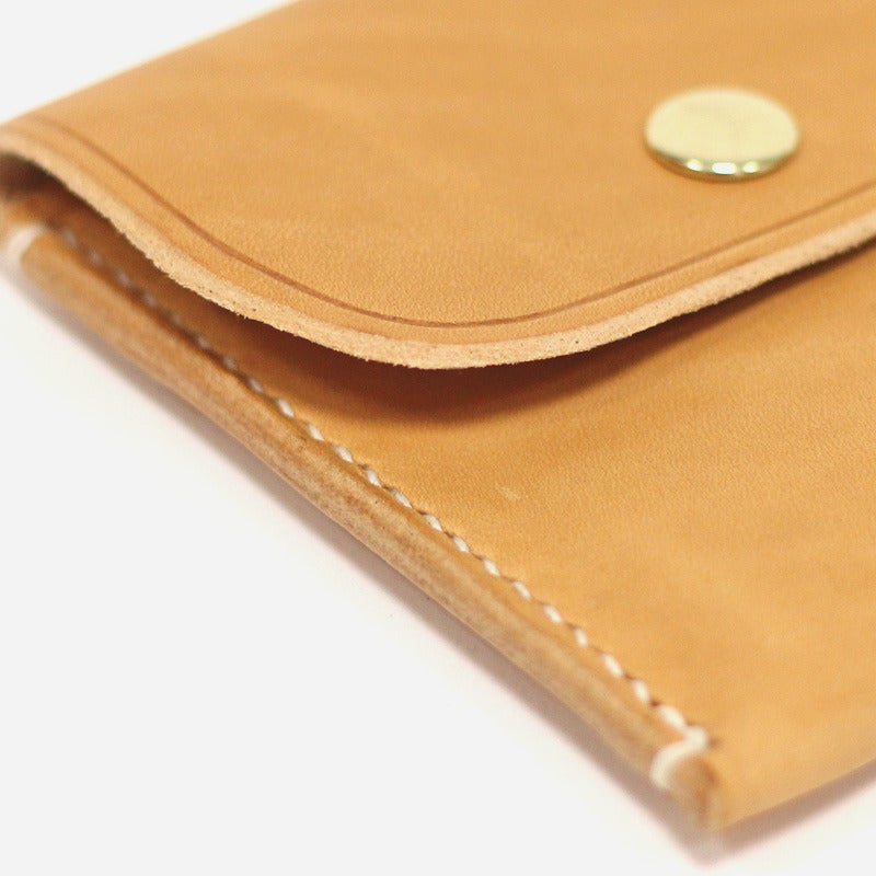 Image of Coin Case - Cashew
