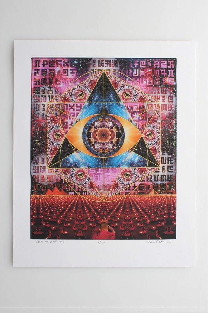 Image of CoSM All Seeing Eye - Small