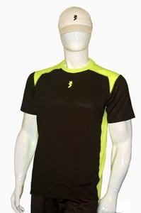 Image of Black Tennis Crew