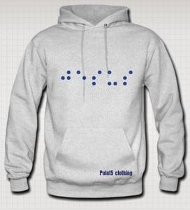 Image of Braille (Jesus) Hoodie