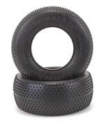 Image of U6767 - Short Course Tyre - Mini Pin - Yellow