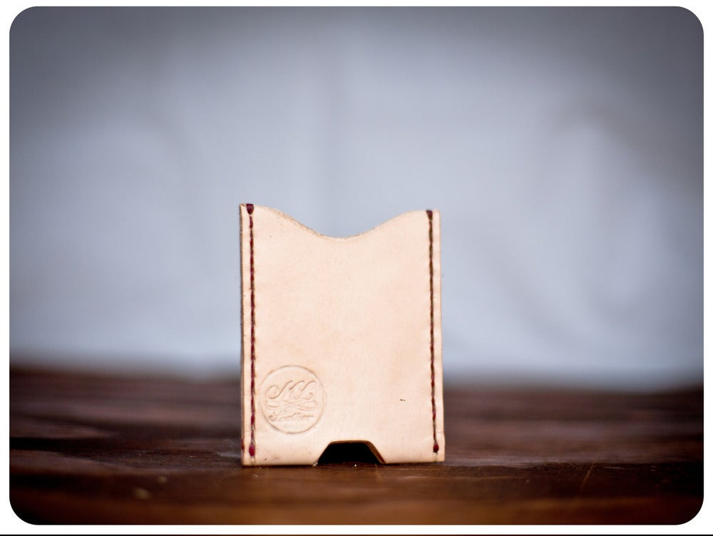 Image of Slim Card Wallet: