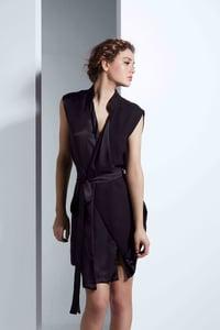 Image of Silk Lining Dress