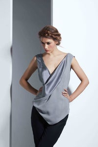 Image of Layered Blouse