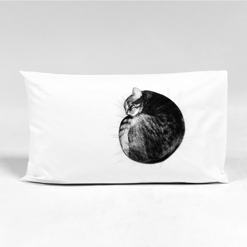 Image of Cat Nap — Pillowcase