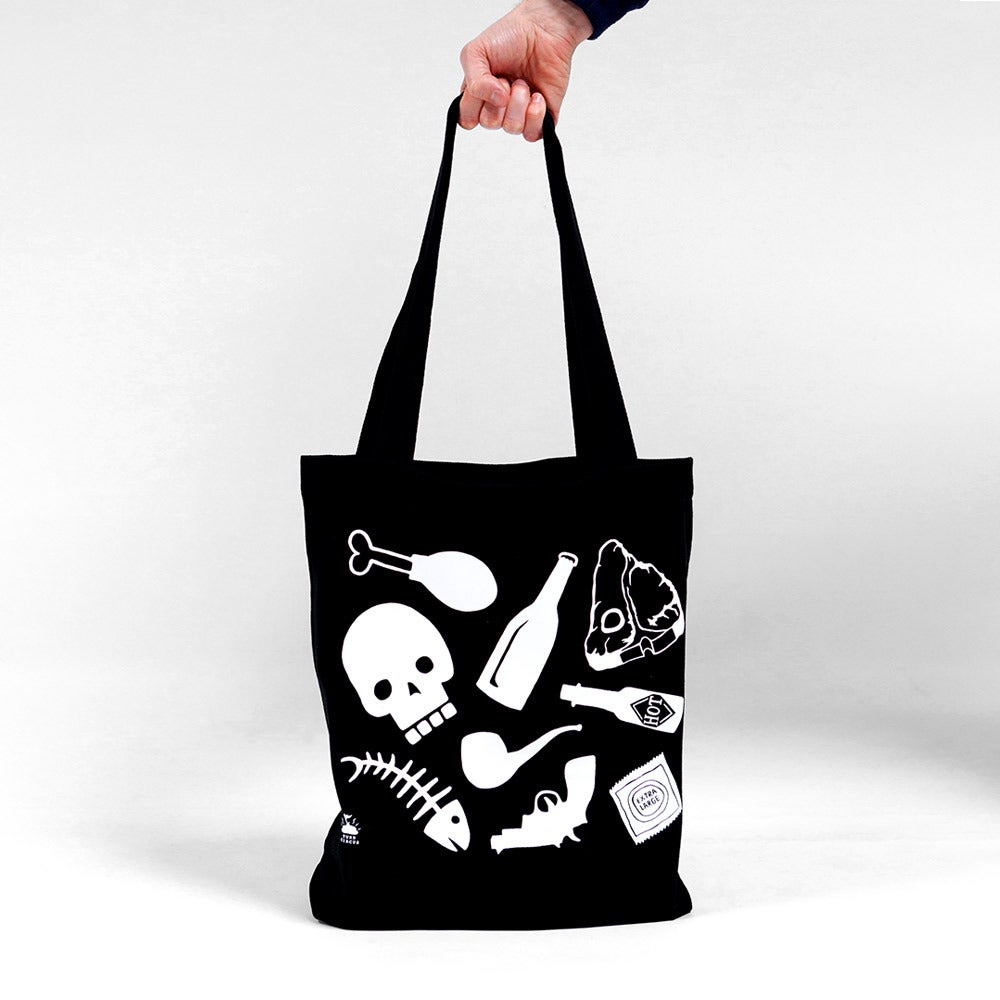 Image of Man Bag Tote