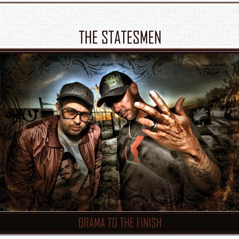 Image of The Statesmen - DRAMA TO THE FINISH