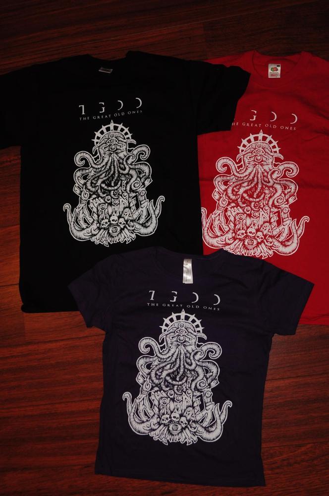 Image of Tee-Shirt Cthulhu
