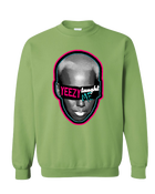 "Image of LIMITED EDITION ""Yeezy Taught Me"" Crewneck Kiwi"