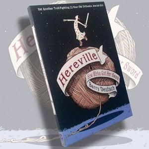 Image of Hereville: How Mirka Got Her Sword - PAPERBACK