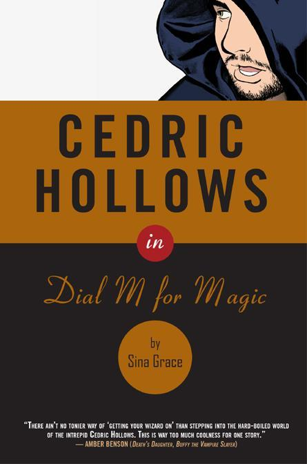 Image of Cedric Hollows in Dial M for Magic