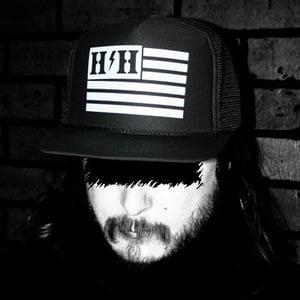 Image of HH BLACK FLAG HAT