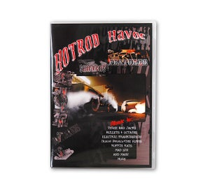 Image of Hotrod Havoc DVD #1