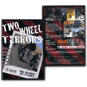 Image of Two Wheel Terrors DVD #1