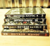 Image of Hotrod Havoc 1,2,3,4 bundle