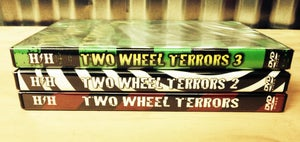 Image of Two Wheel Terrors DVD 1,2,3 bundle