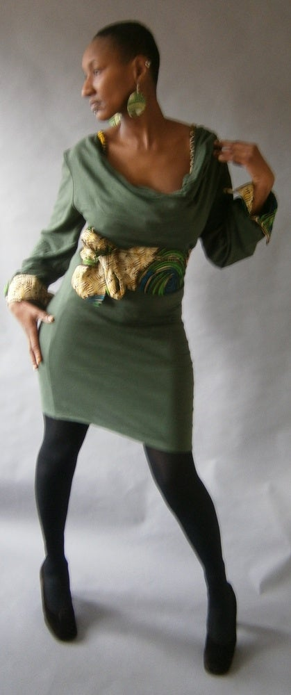 Image of Olive Chique Multi-Wear