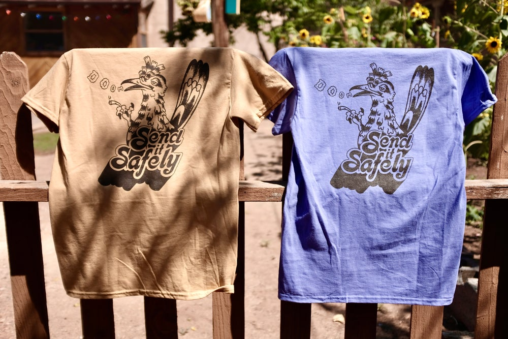 The Gilded Palace of Shred ™ Cotton T