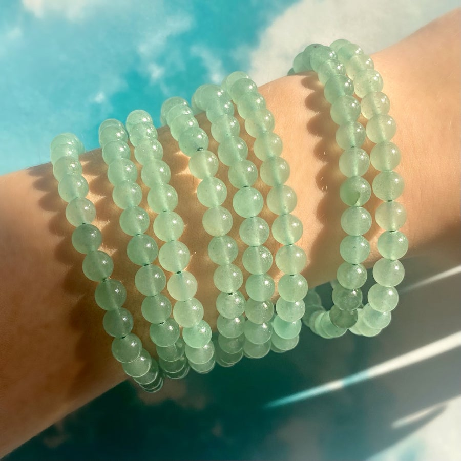Image of Green Aventurine Bracelet