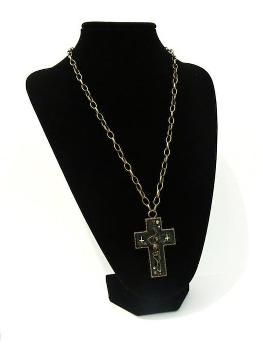 Sinful Skellie Anti-Christ Pendant