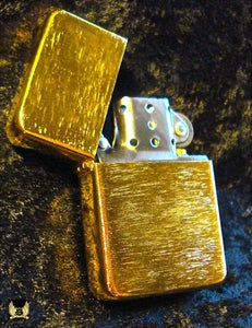 Image of 24kt Gold Brushed Lighter