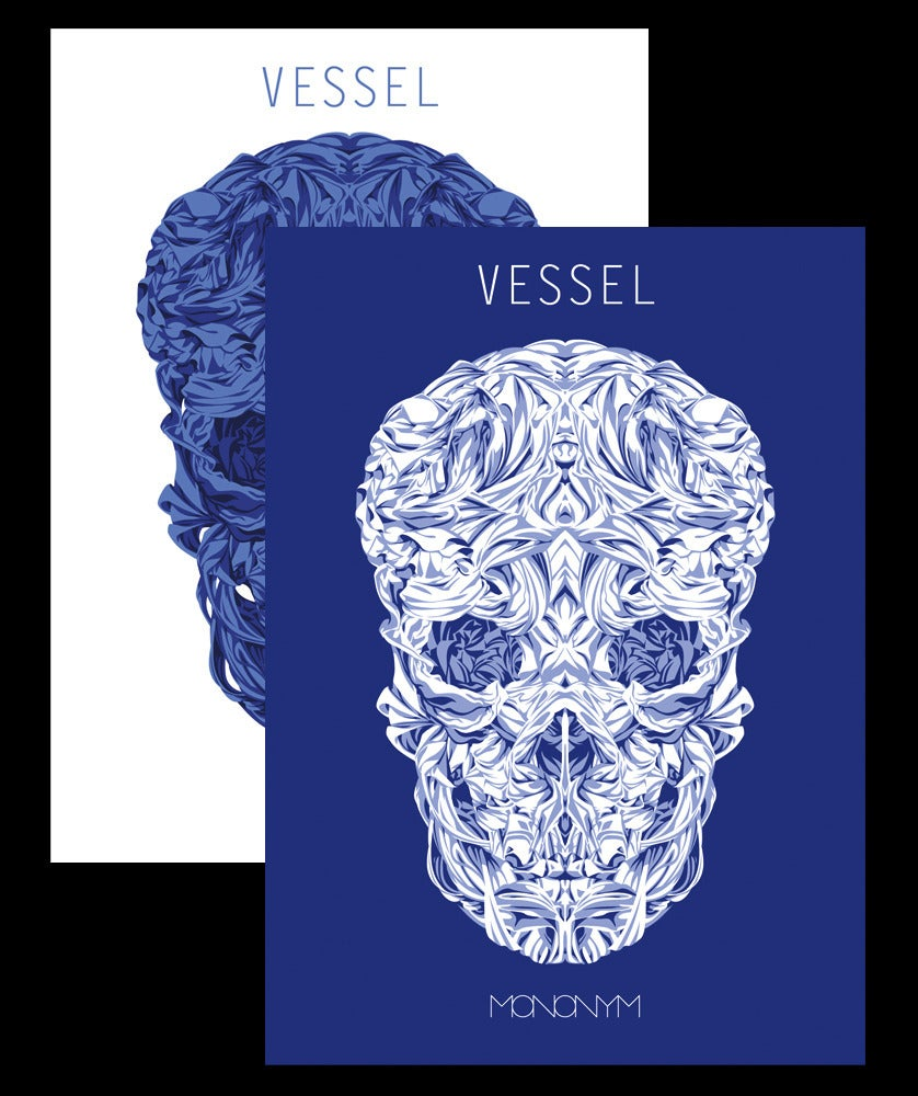 Image of Vessel postcards