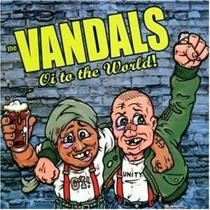 "Image of The Vandals: ""Oi To The World"" Vinyl LP"