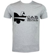 Image of Car Boot Records T-Shirt (Men & Women)