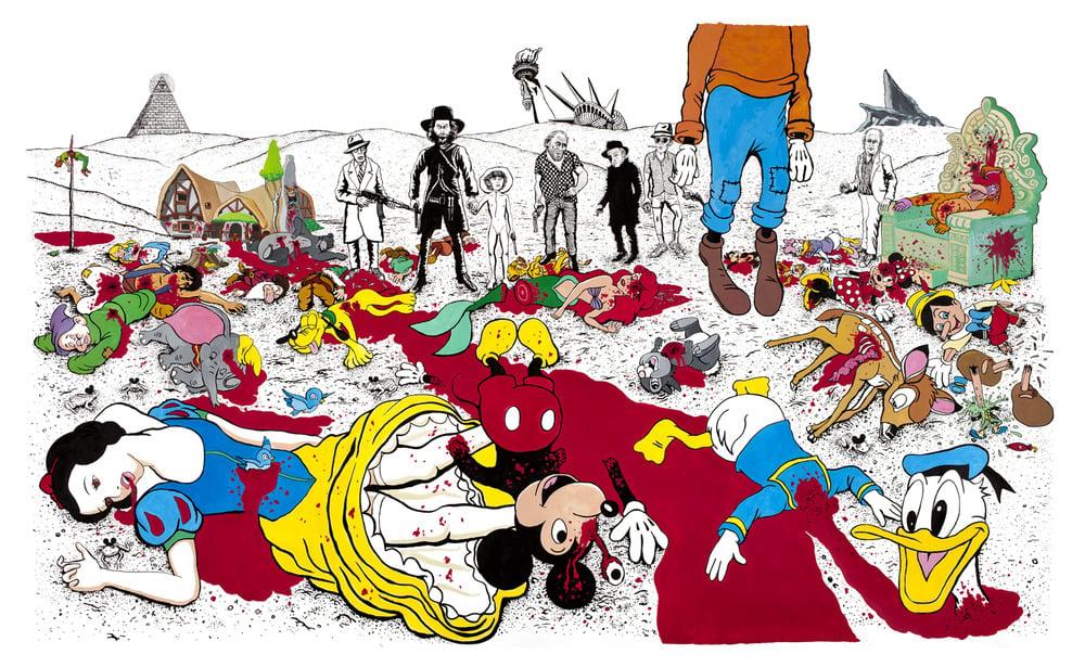 Image of Sangre de los Pervertidos