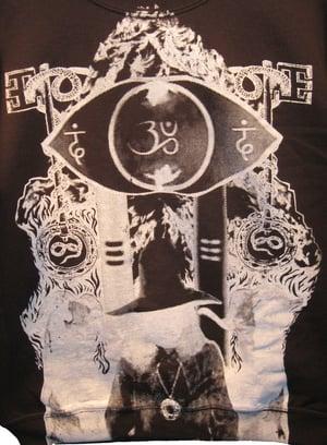 Image of Holy Mountain (Black) Unisex Sweatshirt
